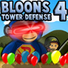 Bloons Tower Defense 4 - 4 times